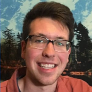 Cole Chaloupka, Assistant Volunteer Coordinator