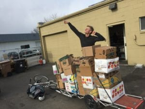 Boulder Food Rescue Bike Volunteer