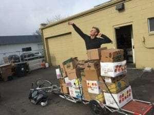 Boulder Food Rescue Bike Volunteer