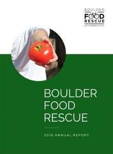 2018 Boulder Food Rescue Audit
